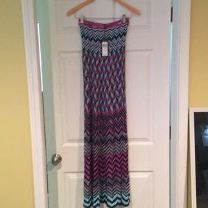 Bcbg long skirt